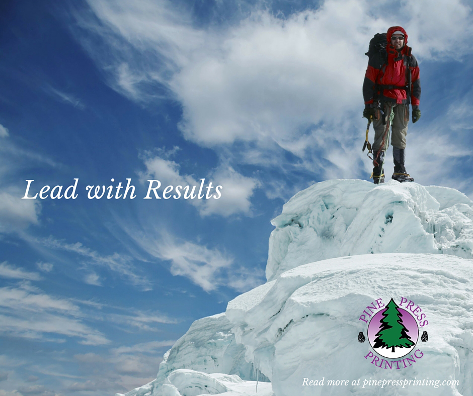 Lead with Results