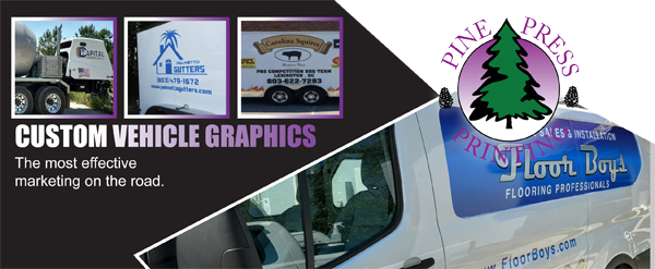 Make your Vehicle a Moving Billboard
